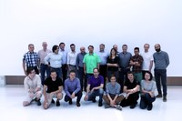 CENTAURO consortium meeting at Linköping University, Sweden