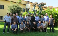 CENTAURO consortium meeting at Scuola Superiore Sant'Anna, Italy