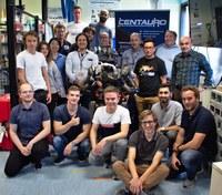 CENTAURO final integration week and consortuim meeting