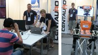 CENTAURO Project exhibits at RoboCup 2016